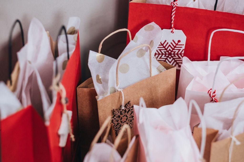 Christmas Shopping Hazards