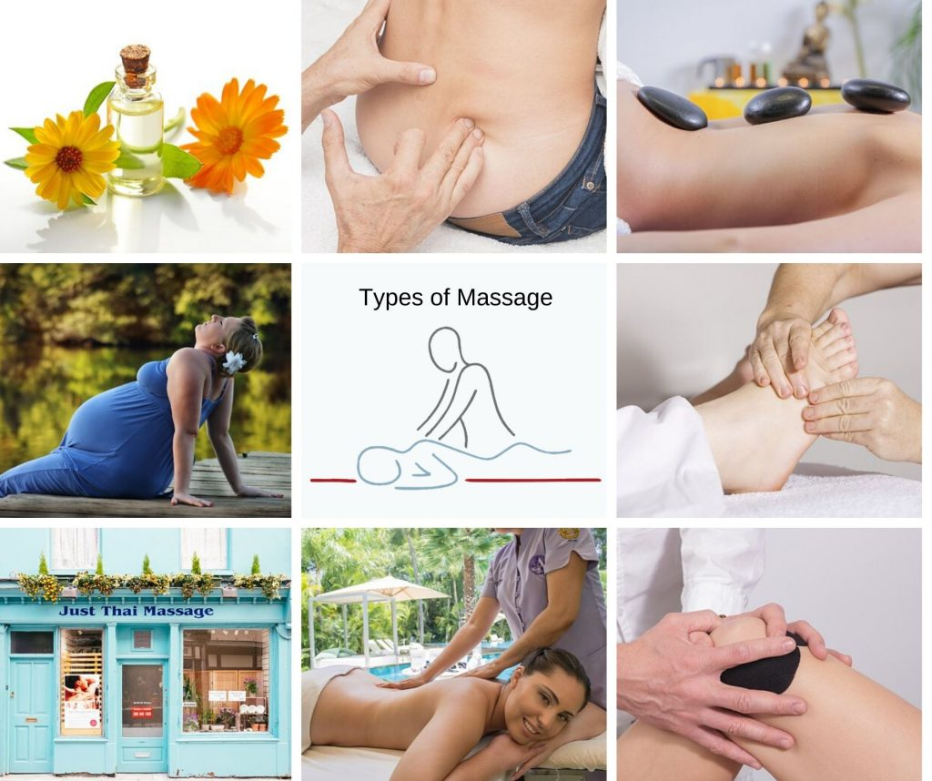 Types of Massage